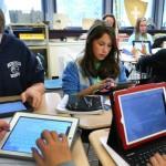 iPad på Snarøya skole fra våren 2016