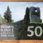 Snarøya kirke jubilerer