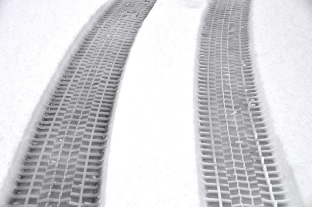 Vinteren er på vei - og også på veien