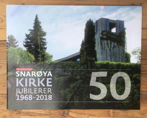 Snarøya kirke jubilerer 2