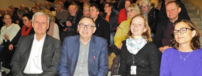 KDP 3 Fornebu - et sentralt tema for kvelden 30. januar 2019. 1