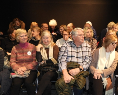 Filosofen Henrik Syse på Fornebu SeniorUniversitet 4