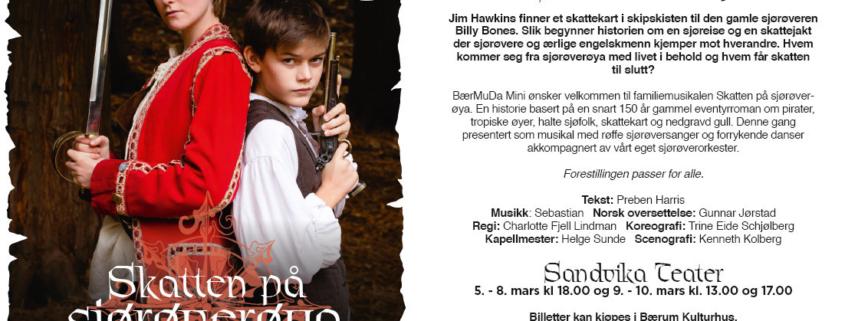 Skatten på Sjørøverøya 1