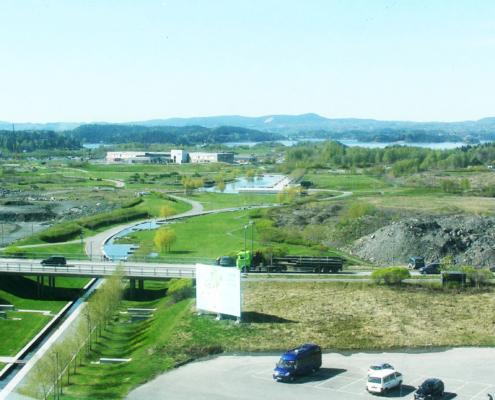 mener DU om utviklingen på Fornebu og Snarøya?