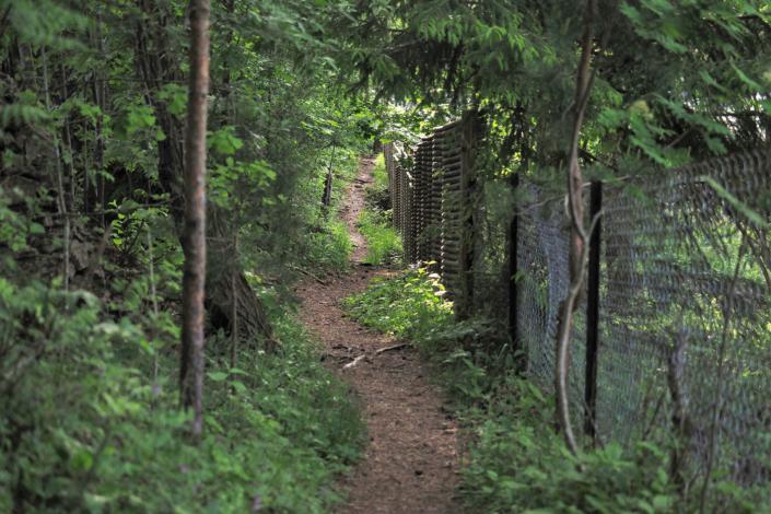 Sidevei til Bruksveien