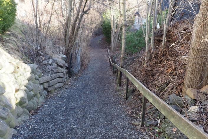 Sti Haldenskogveien – Pelvikveien 1