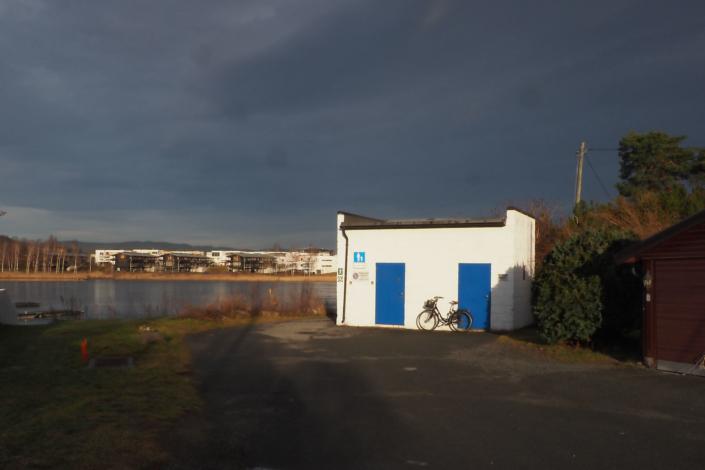 Tomt - Pumpestasjonen Ankerbrygga 1