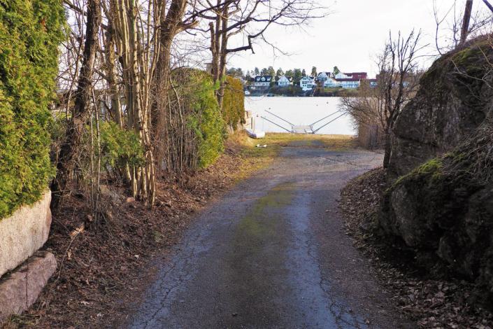 Veigrunn til Anker – Jollehavn for Båthavn 1