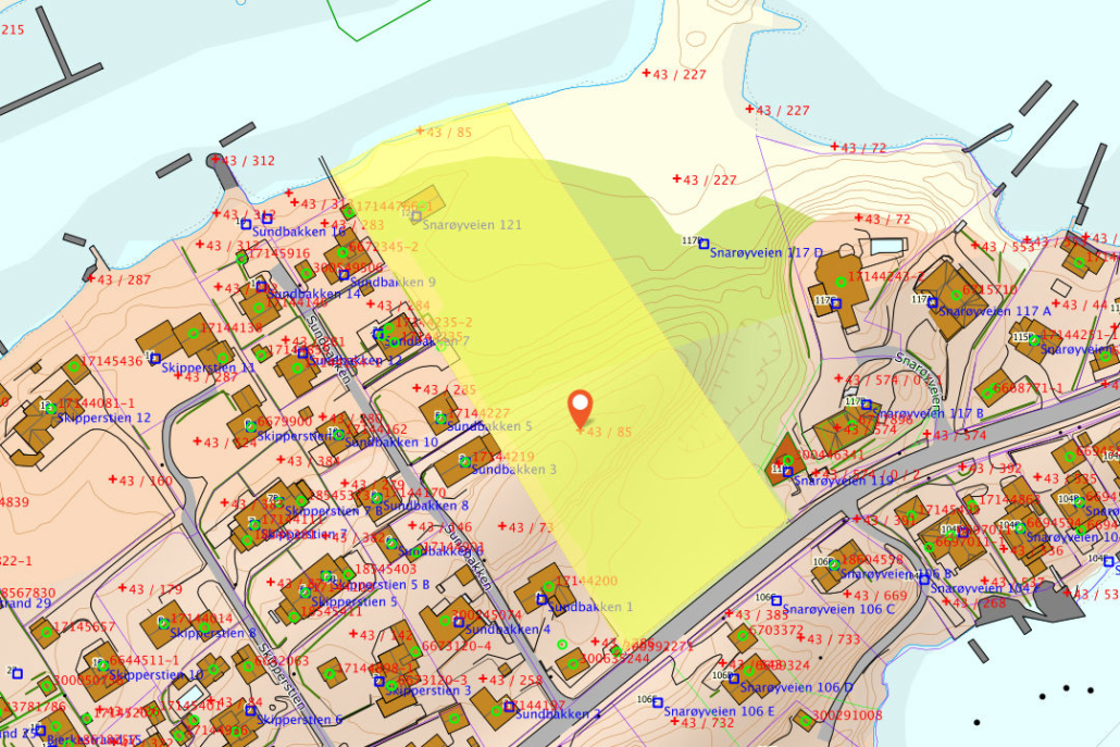 Mortenskogen Kart