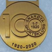 Snarøya sportsklubb 100 år