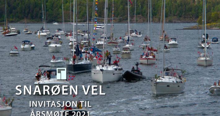 Invitasjon årsmøte Snarøen vel 2021. 1